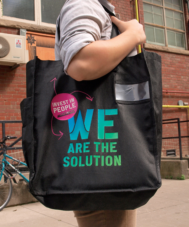 CUPE Ontario Convention — Bag
