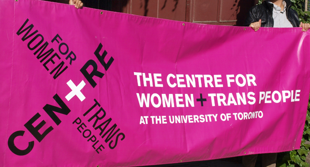 Centre for Women & Trans People Banner
