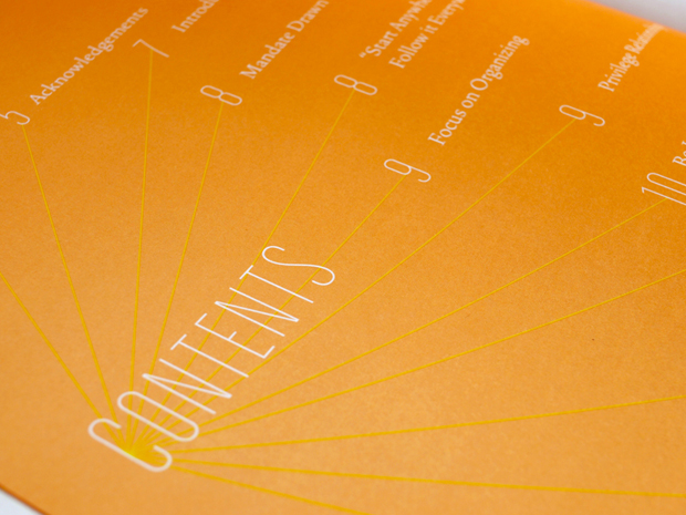 Table of Contents detail